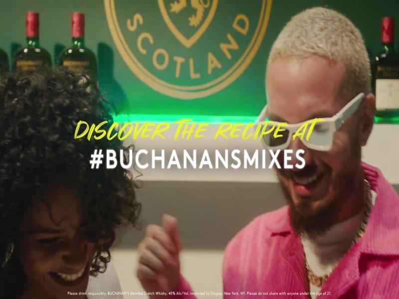 Buchanan S Junto A J Balvin Presentan Buchanansmixes Radio Cadena Voces
