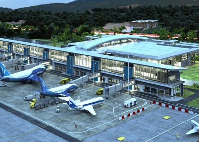 Aeropuerto Internacional  de Palmerola RCV