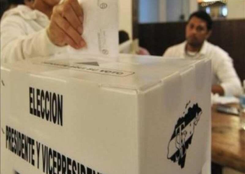 Esdras Amado López denuncia a las OEA posible fraude electoral de partidos mayoritarios. RCV