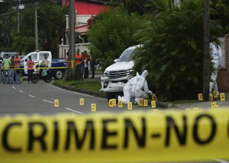 Según la Policía Nacional, en comparación al 2019 hubo menos muertes violentas en 2020.