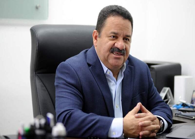 Rafael Medina, director ejecutivo de la Cámara de Comercio e Industrias de Tegucigalpa (CCIT).