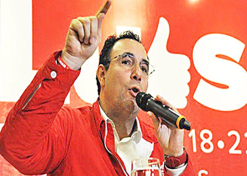 Precandidato Partido Liberal, Luis Zelaya RCV
