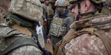 Aumenta la tensión entre Rusia y Ucrania. RCV