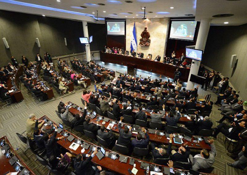 """""""Es necesario que las sesiones del CN sean presenciales"""", manifestó la diputada liberal, Edinora Brooks. RCV"""