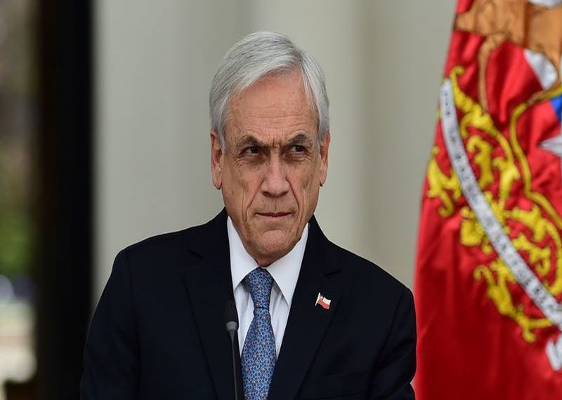 Presidente de Chile, Sebastián Piñera RCV