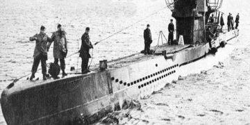 El submarino se inundó por el mal uso del inodoro. RCV