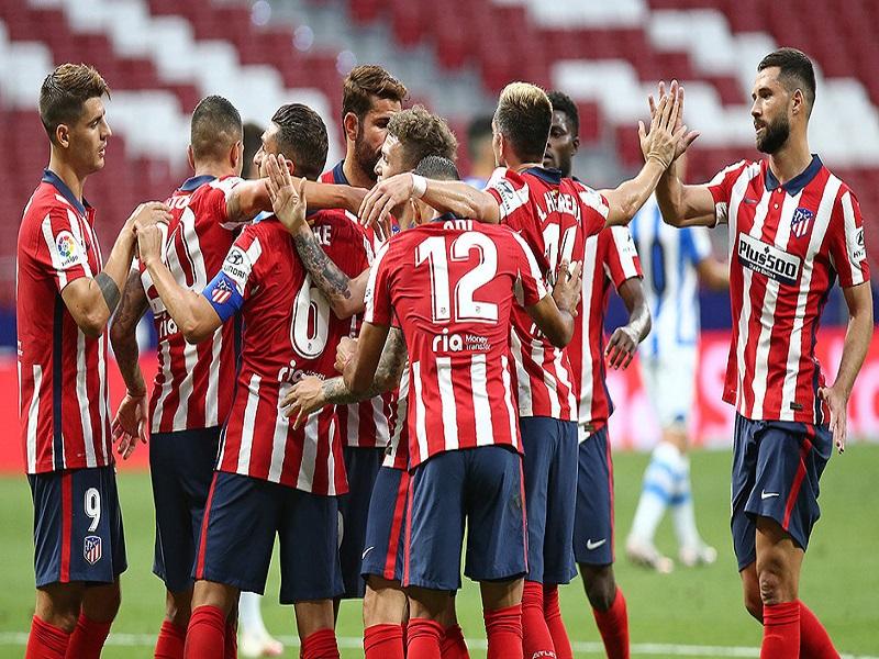 Atlético de Madrid RCV