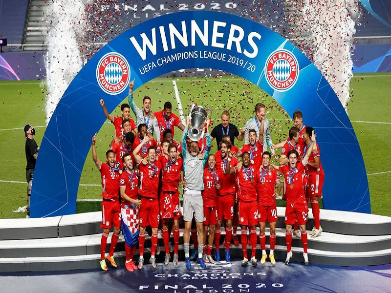Bayern Múnich RCV
