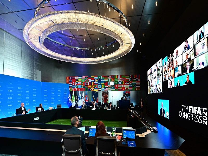 Congreso de FIFA