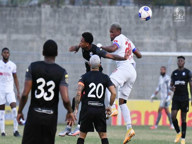Honduras Progreso vs Olimpia RCV