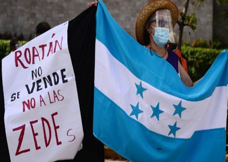 El primer proyecto de dicho decreto generó rechazo por parte de los pobladores en Islas de la Bahia. RCV