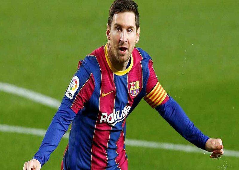 Lionel Messi RCV