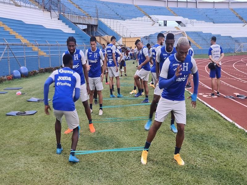 Selección de Honduras RCV