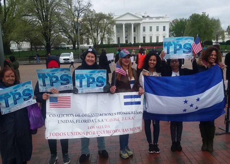 La comunidad hondureña en los Estados Unidos está luchando por una nueva TPS. RCV