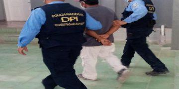 La Policía Nacional capturó a un integrante de una banda por asesinato de un dirigente campesino. RCV