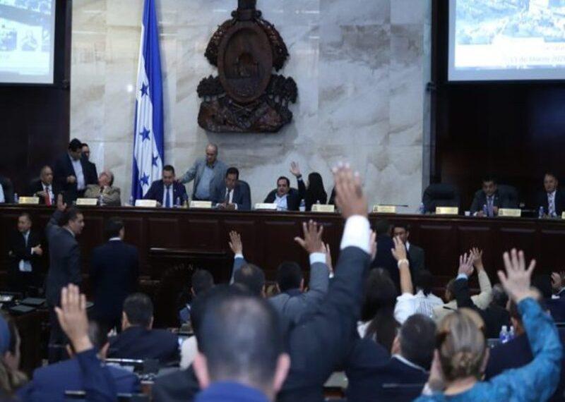 El lunes 24 de mayo se hizo reforma a la Ley ZEDES