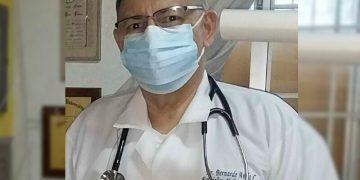 El doctor Ávila perdió la batalla contra el coronavirus. RCV