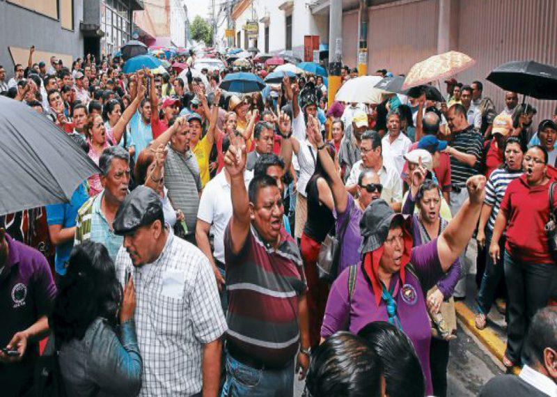 Los docentes defenderán INPREMA. RCV