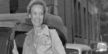 Marguerite Higgins, periodista RCV