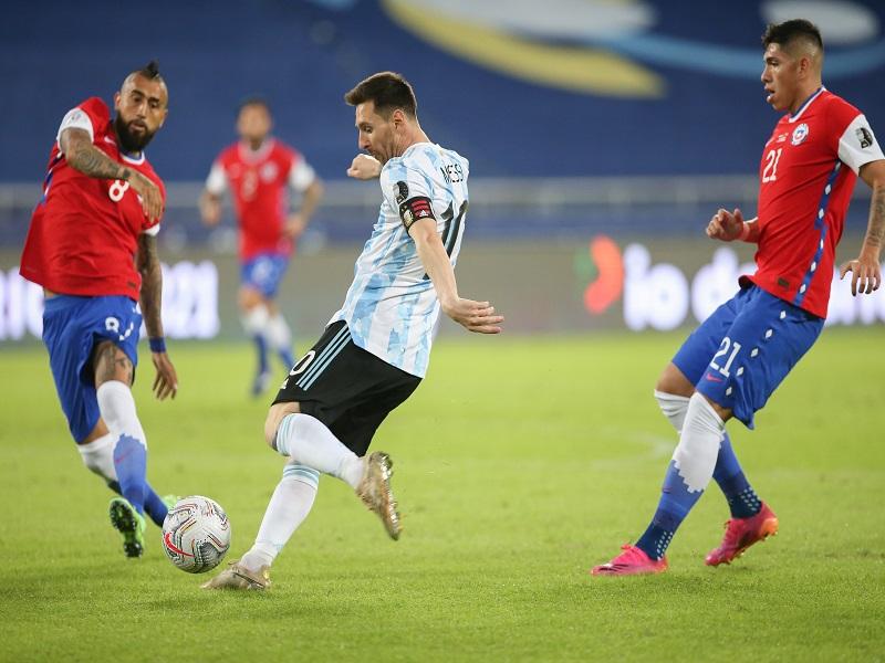Argentina vs Chile RCV