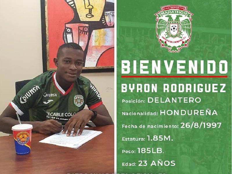 Byron Rodríguez RCV
