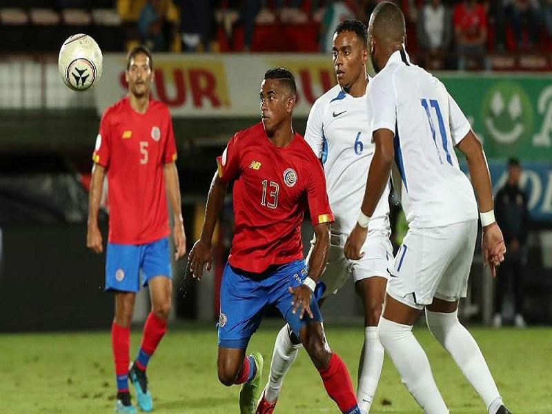 Costa Rica vs Curazao RCV
