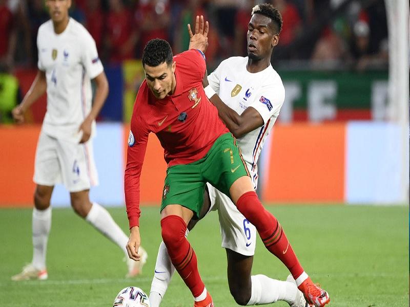 Francia vs Portugal RCV