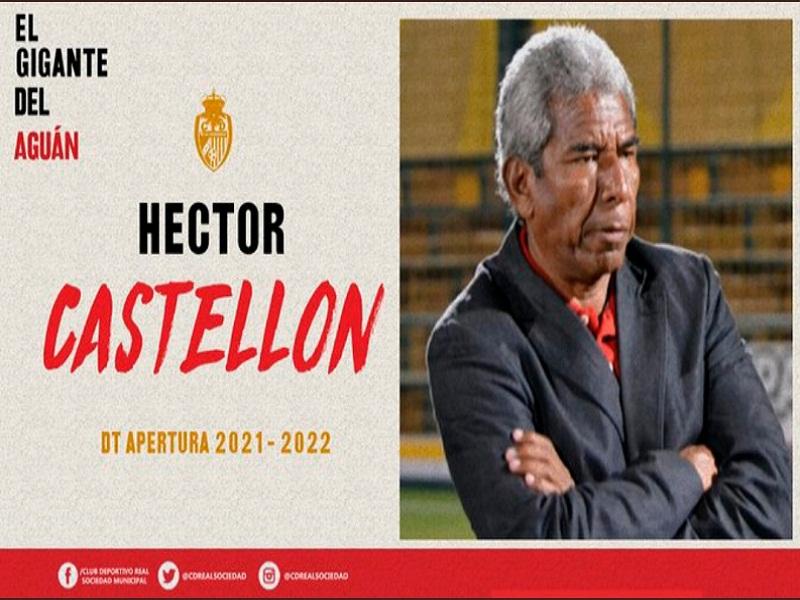 Héctor Castellón RCV
