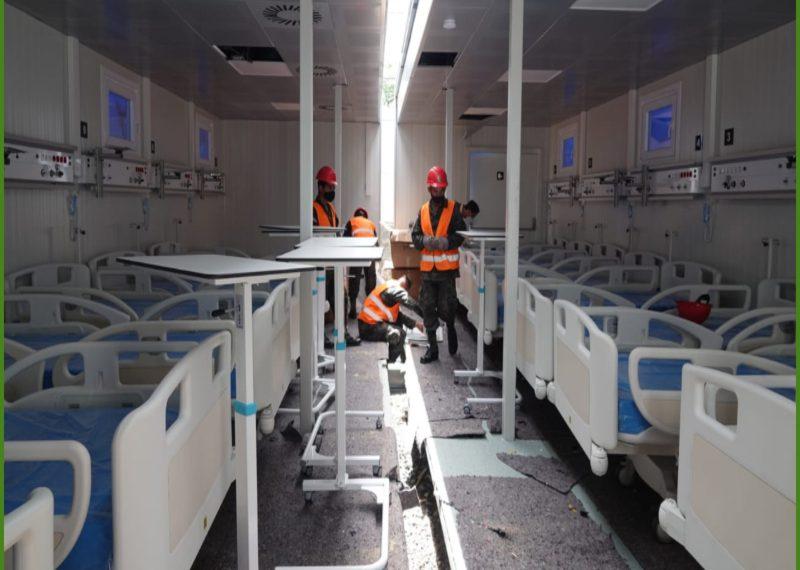 El vocero del MP, Yuri Mora, anunció que hasta el 9 de septiembre se admitirán las pruebas referentes al caso de Hospitales Móviles. RCV