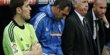 Iker Casillas RCV
