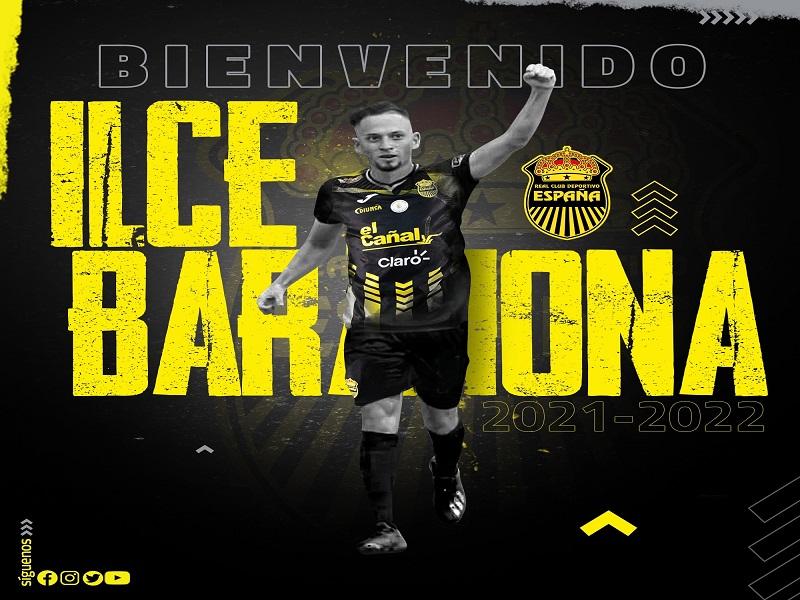 Ilce Barahona RCV