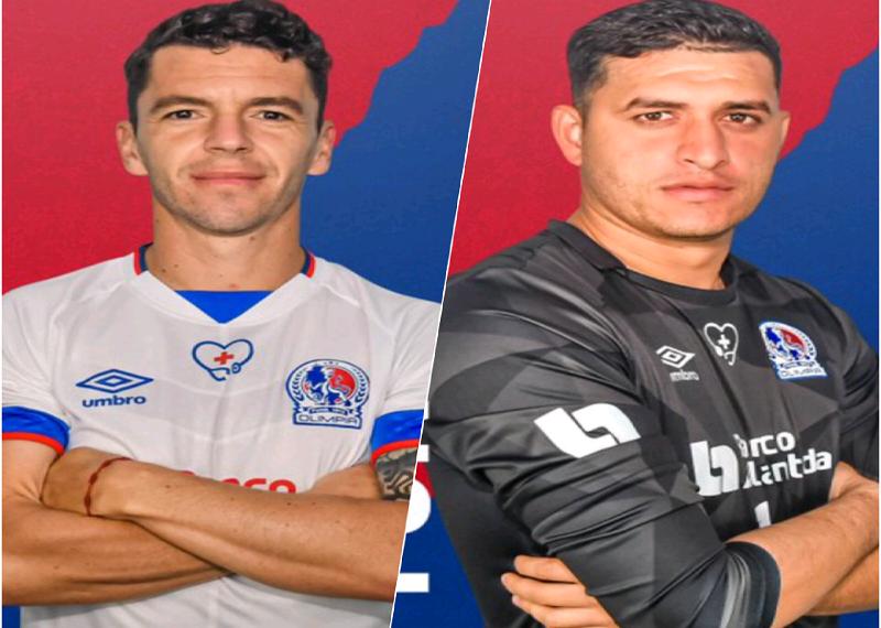 Matías Garrido y Harold Fonseca RCV