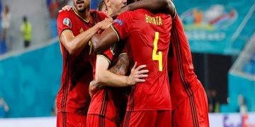 Selección de Bélgica RCV