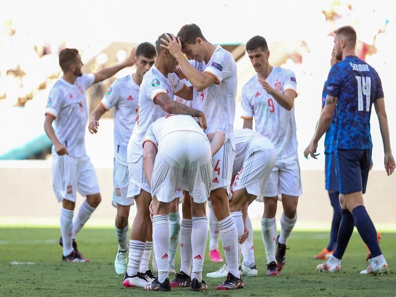 Selección de España RCV