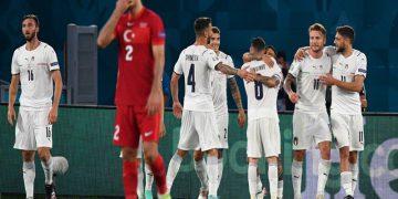 Selección de Italia RCV