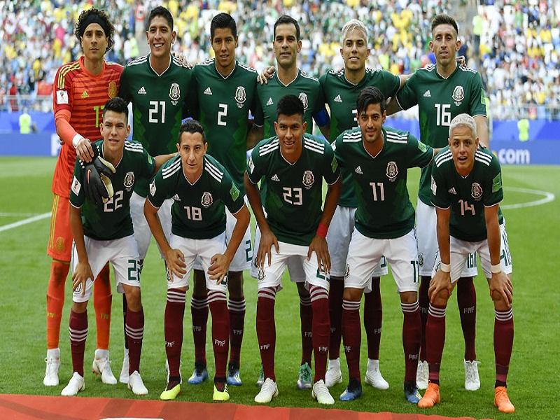 Selección de México RCV