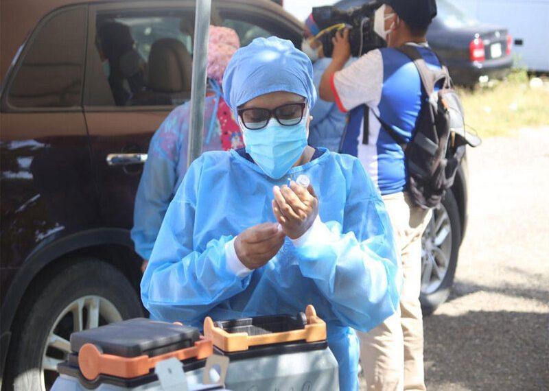 El galeno pidió al ejecutivo apresurar la aplicación de los componentes de inmunizantes restantes. RCV