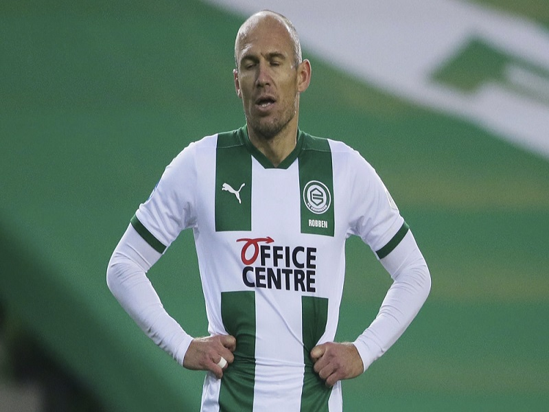 Arjen Robben RCV