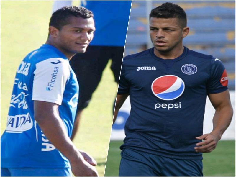Ever Alvarado y Marcelo Santos RCV