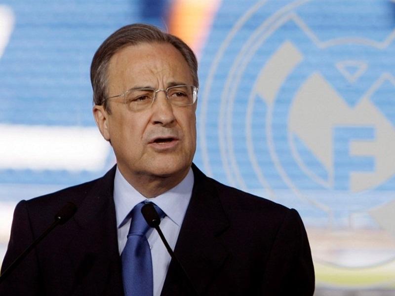 Florentino Pérez RCV