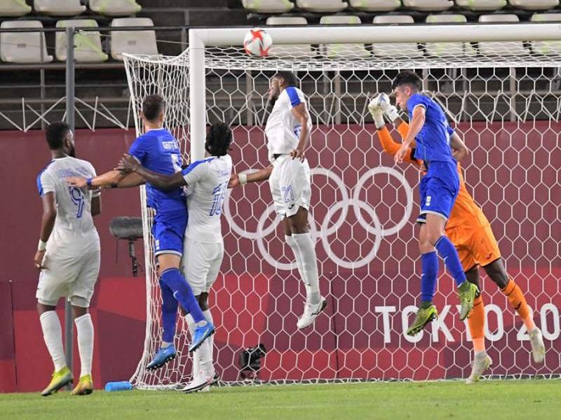 Gol de Oliva Casildo RCV