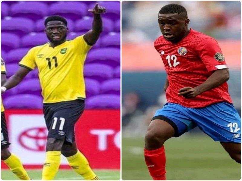 Jamaica vs Costa Rica RCV