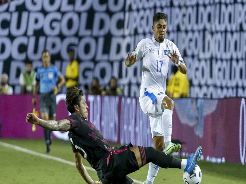 México vs El Salvador RCV