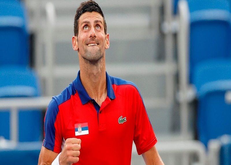 Novak Djokovic RCV