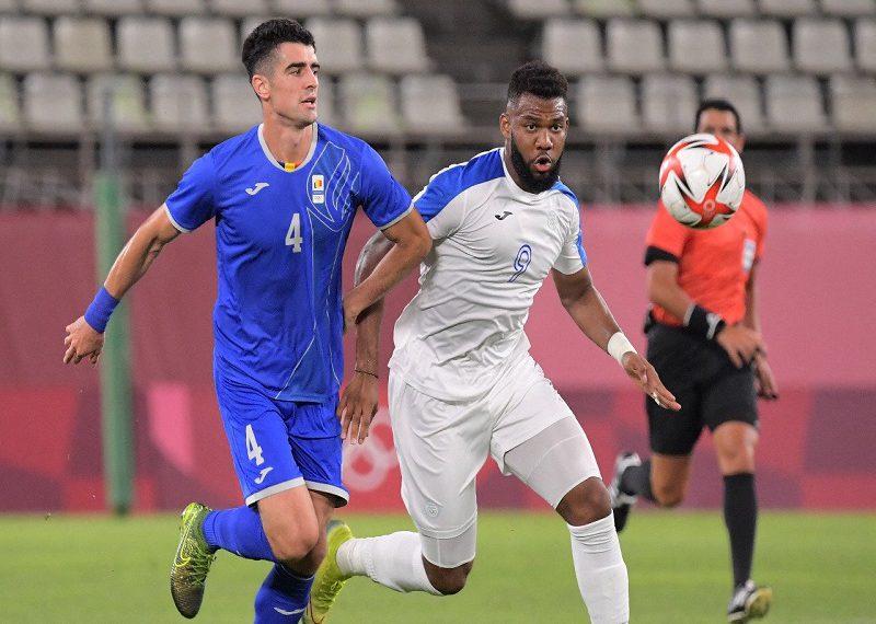Selección Sub-23 de Honduras RCV