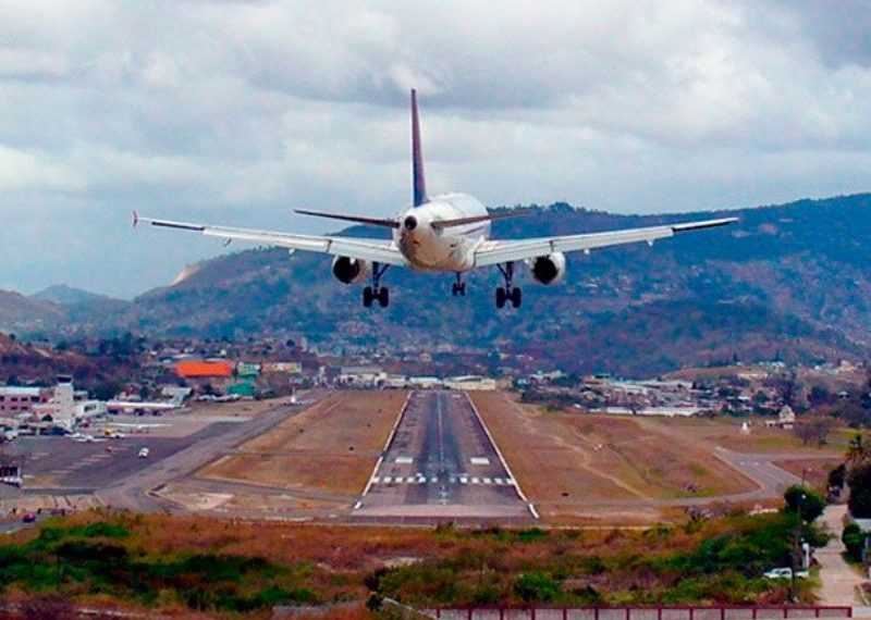 Aeropuerto Nacional Toncotín.