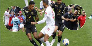 Motagua vs Olimpia RCV